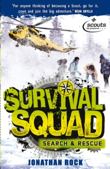 Survival Squad : Search and Rescue, Paperback Book