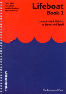 Lifeboat Read and Spell Scheme : Book 1, Spiral bound Book