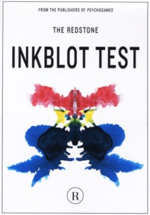 The Redstone Inkblot Test, Mixed media product Book