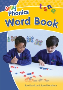 Jolly Phonics Word Book : in Precursive Letters (British English edition), Paperback / softback Book