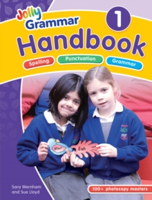 The Grammar 1 Handbook : In Precursive Letters (BE), Spiral bound Book