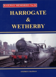 Harrogate and Wetherby, Paperback Book