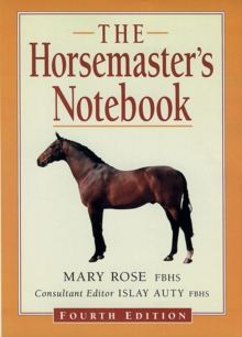 The Horsemaster's Notebook, Paperback Book