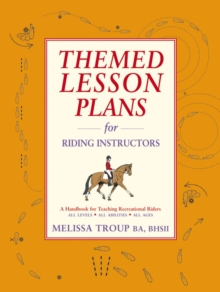 Themed Lesson Plans for Riding Instructors, Paperback Book