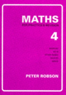 Maths for Practice and Revision : Bk. 4, Paperback / softback Book