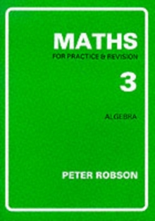 Maths for Practice and Revision : Bk. 3, Paperback / softback Book