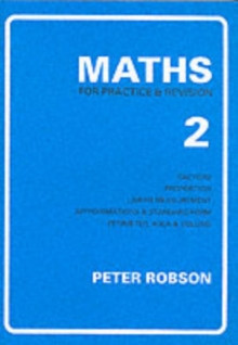 Maths for Practice and Revision : Bk. 2, Paperback / softback Book