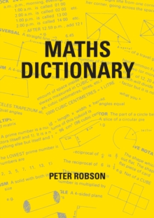 Maths Dictionary, Paperback / softback Book