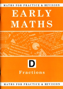 Maths for Practice and Revision : Early Maths Bk. D, Paperback / softback Book