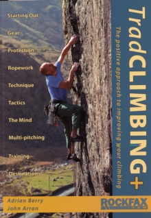 Trad Climbing +, Paperback Book