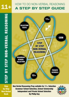 How to Do Non-Verbal Reasoning: a Step by Step Guide, Paperback / softback Book