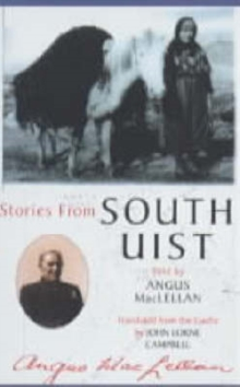 Stories from South Uist, Paperback Book