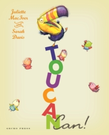Toucan Can, Hardback Book