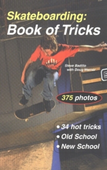 Skateboarding : Book of Tricks, Paperback Book