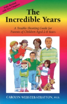 The Incredible Years, Paperback / softback Book