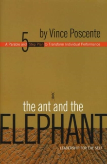 Ant and the Elephant, Hardback Book