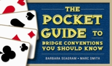 The Pocket Guide to Bridge Conventions : You Should Know, Paperback Book