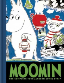 Moomin : The Complete Tove Jansson Comic Strip Bk. 3, Hardback Book