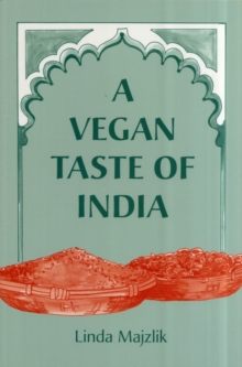 A Vegan Taste of India, Paperback Book