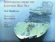 Shipwrecks from the Egyptian Red Sea, Hardback Book