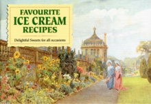 Favourite Ice-Cream Recipes, Paperback Book