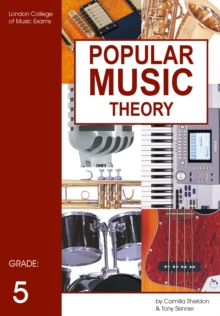 Popular Music Theory, Grade 5, Paperback Book