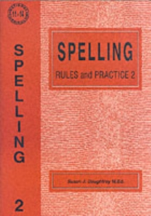 Spelling Rules and Practice : No. 2, Paperback Book