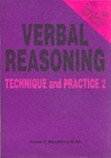 Verbal Reasoning : Technique and Practice No. 2, Paperback / softback Book