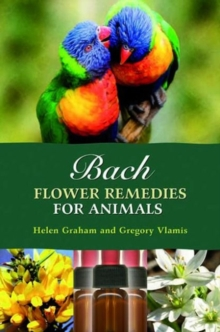 Bach Flower Remedies for Animals, Paperback Book