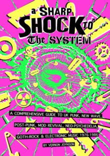 A Sharp Shock To The System, Paperback / softback Book
