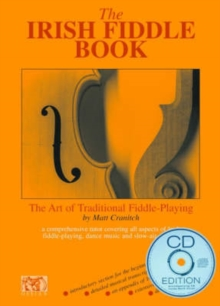 The Irish Fiddle Book, Paperback Book