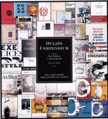 Oulipo Compendium, Paperback Book