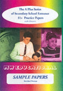 Sample Papers : Secondary School Entrance - 11+ Practice Papers Standard Format, Paperback Book