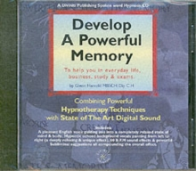 Develop a Powerful Memory, CD-Audio Book