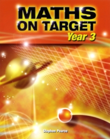 Maths on Target Year 3, Paperback Book