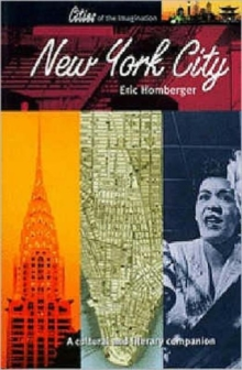 New York City : A Cultural and Literary Companion, Paperback / softback Book