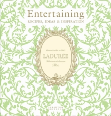 Laduree Entertaining, Hardback Book