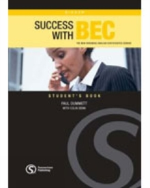 Success with BEC Higher : The New Business English Certificates Course, Paperback Book