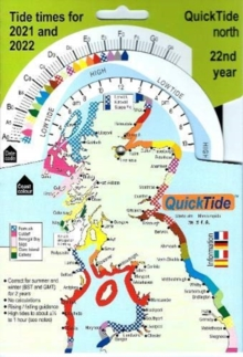 QuickTide north: tide times for 2021 and 2022, 22nd year, Other book format Book