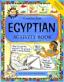 Egyptian Activity Book, Paperback Book