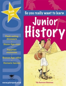 Junior History Book 1, Paperback Book