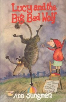Lucy and the Big Bad Wolf, Paperback Book