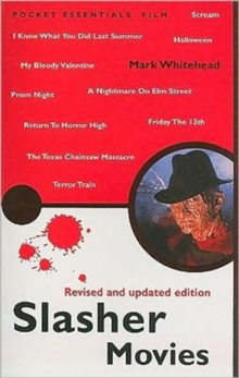 Slasher Movies, Paperback Book
