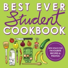 Best Ever Student Cookbook, Hardback Book