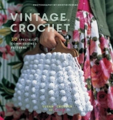 Loop Vintage Crochet, Hardback Book