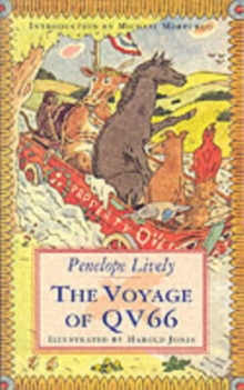 The Voyage of QV66, Paperback Book