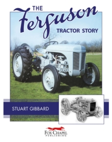 The Ferguson Tractor Story, Hardback Book