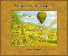 Where is My Sister?, Hardback Book