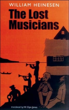 The Lost Musicians, Paperback Book