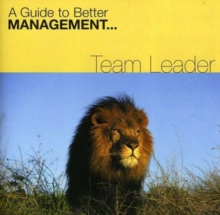 Team Leader, CD / Album Cd